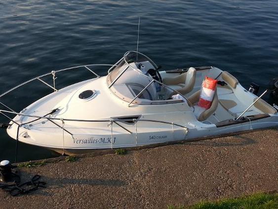 Quicksilver 540 Mercury 100 4 Stroke Brick7 Boats