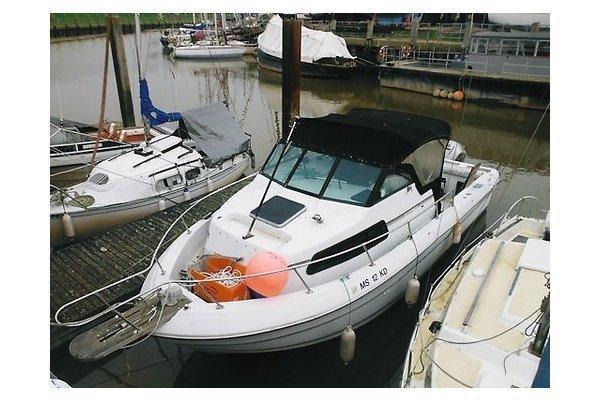 Renken - Seamaster 26Ft Deep Water Fishing Boat