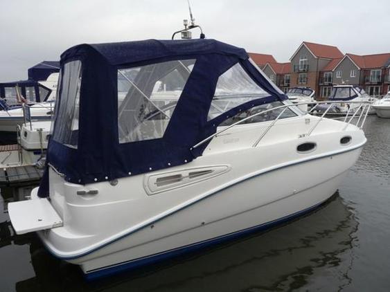 Sealine - S23 Sports Cruiser