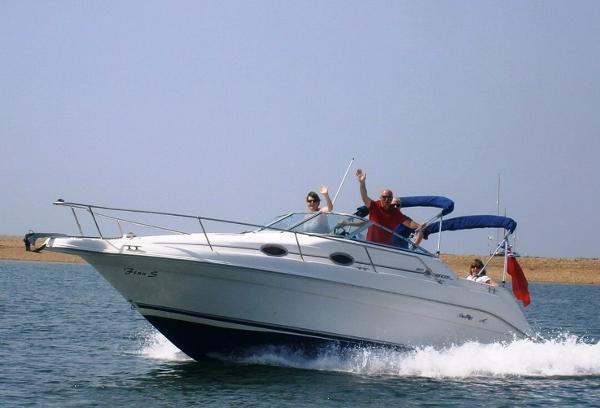 Sea Ray - 250 Sundancer