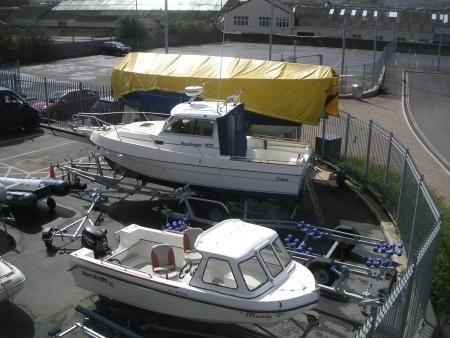 Sea Swift - 500 With Cuddy