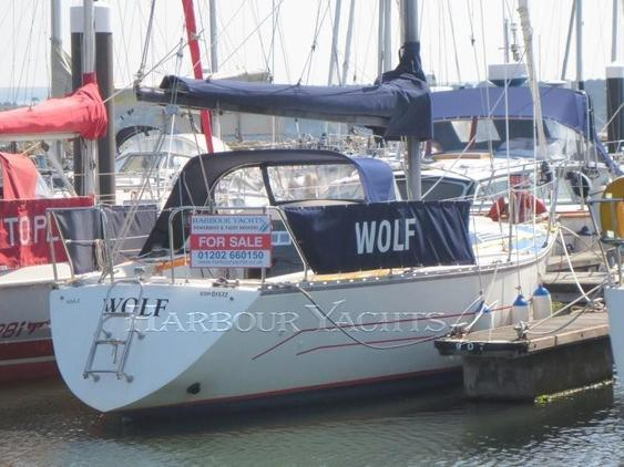 Seawolf - 30 Twin Keel