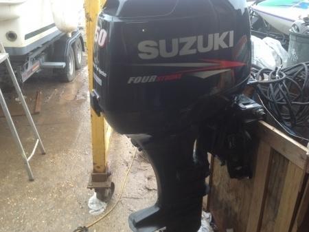 Suzuki - 50hp Efi 4stroke Long