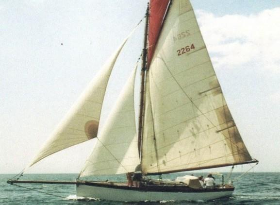 Traditional - Cornish Gaff Cutter