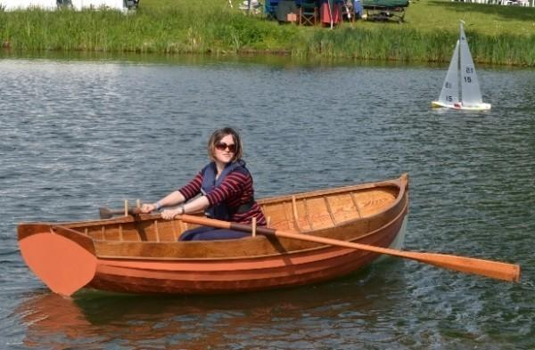 Traditional - Rowing boat