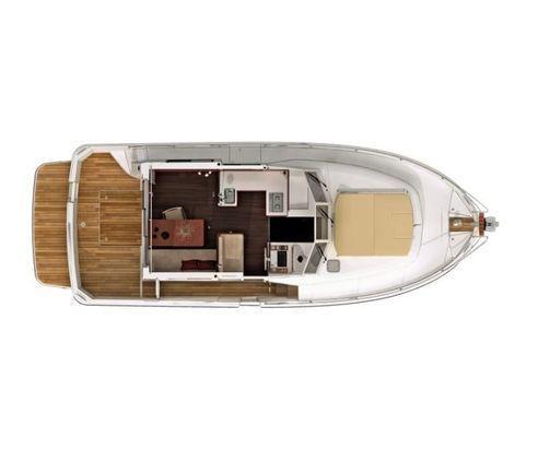 Trawler - Beneteau 34 S