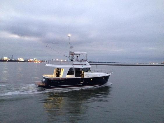 Trawler - Beneteau Swift 34 EX Southampton Show Boat