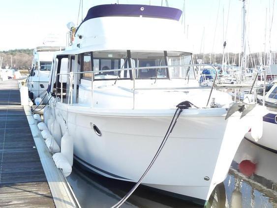 Trawler - Beneteau Swift 34