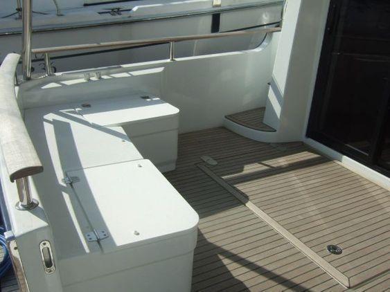 Trawler - Beneteau Swift 44 EX Southampton Show Boat