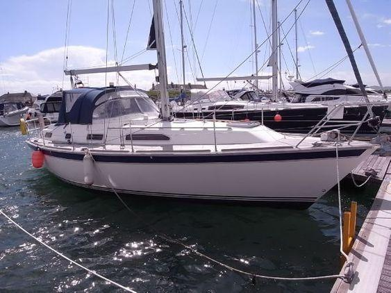 Westerly - Oceanquest 35