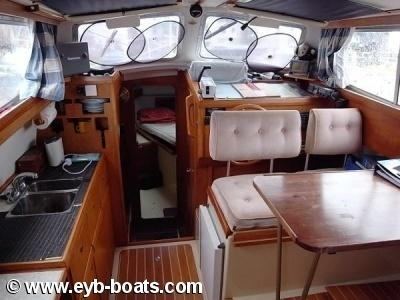 WESTERLY YACHTS - WESTERLY 29 DUO KONSORT