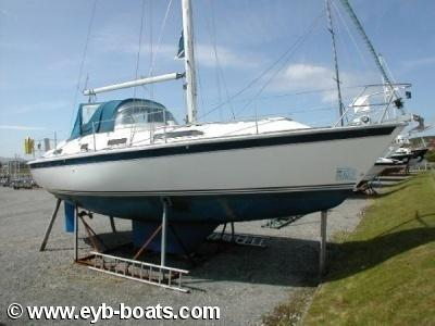 Westerly Yachts Westerly 35 Oceanquest - Brick7 Boats