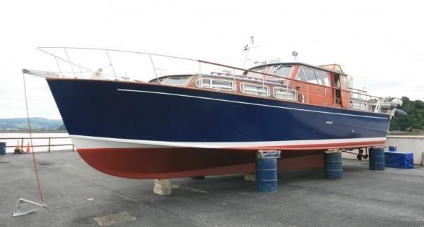 William Osborne ltd - Osborne twin engine motor yacht
