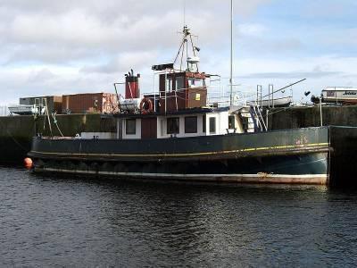 Passenger Vessel Ferry, North of Scotland