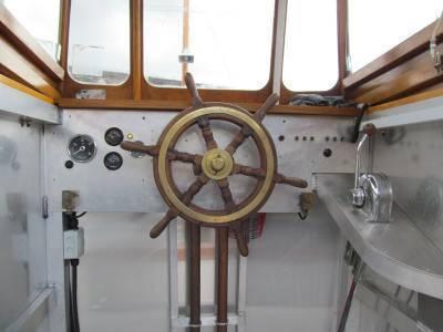 Passenger Vessel River Cruiser, Plymouth