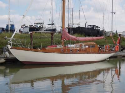 wooden Sloop, Essex
