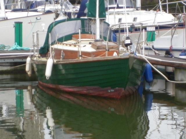 Folkboat , Gwynedd