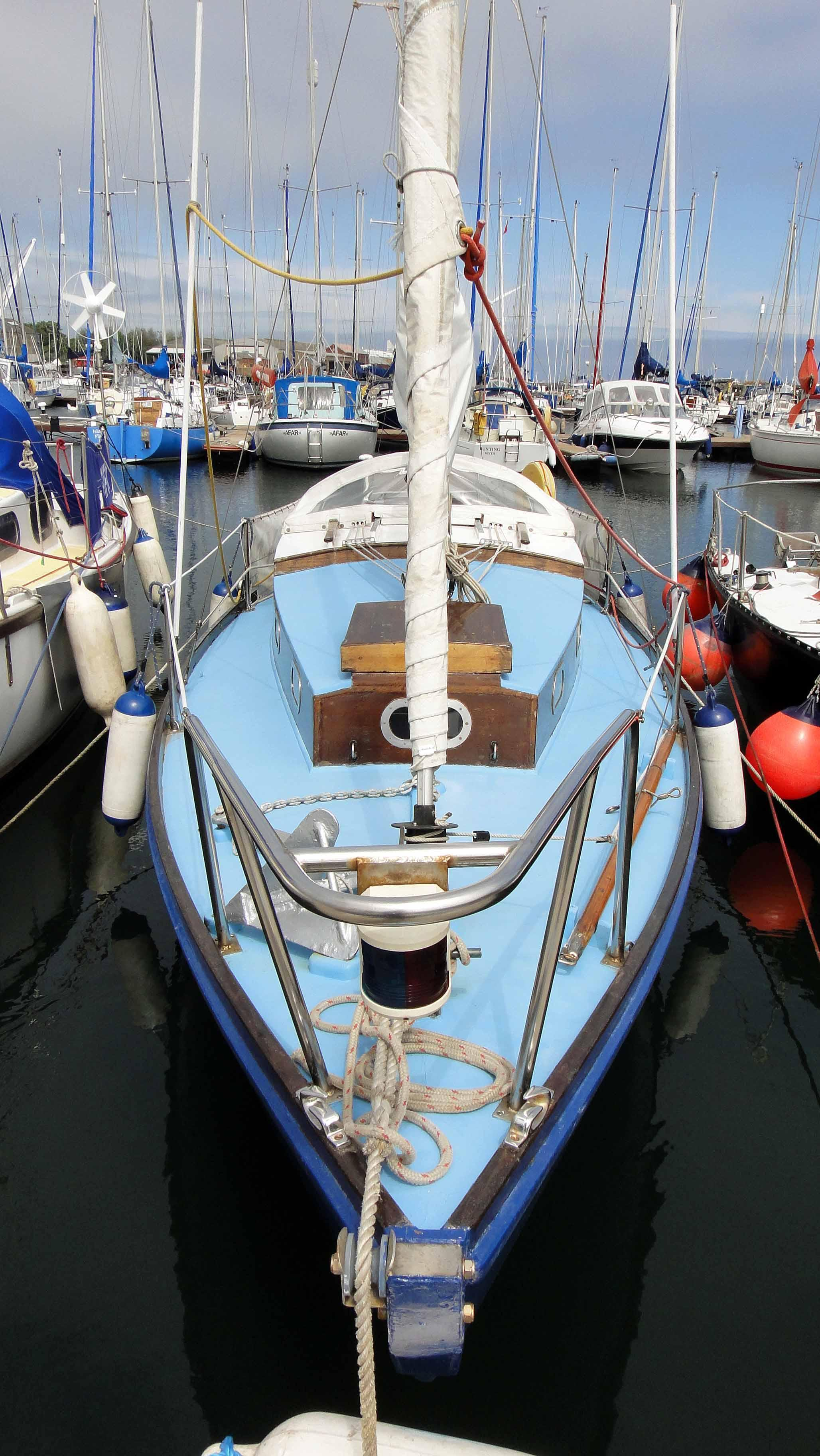 Folkboat , Newcastle, Tyne & Wear