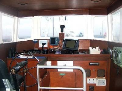 Fishing Boat 37, North of Scotland