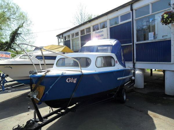 GRP Cruiser 16' 5