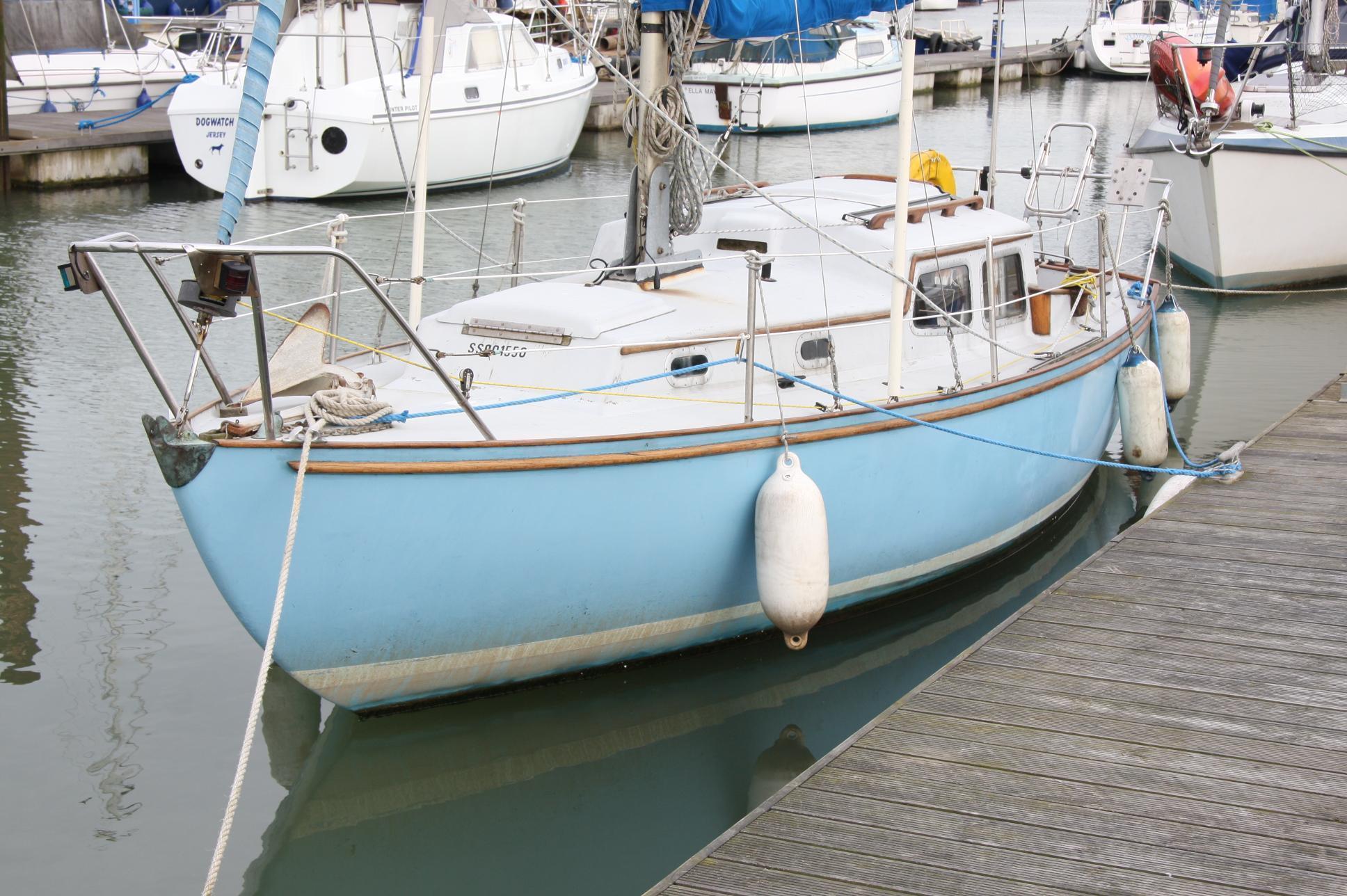 Trident , Titchmarsh Marina, Essex