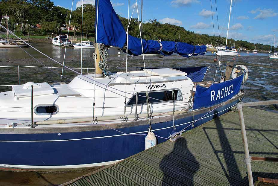 Nicholson 26, Isle of Wight