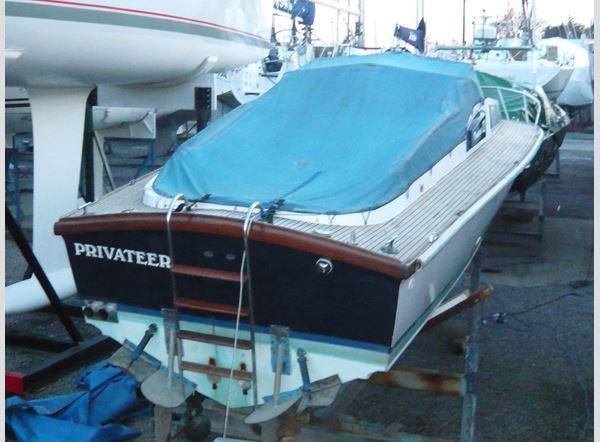 Trident Marine Omega 828, Port Hamble near Southampton