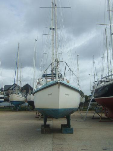 Colvic sailor, Southampton