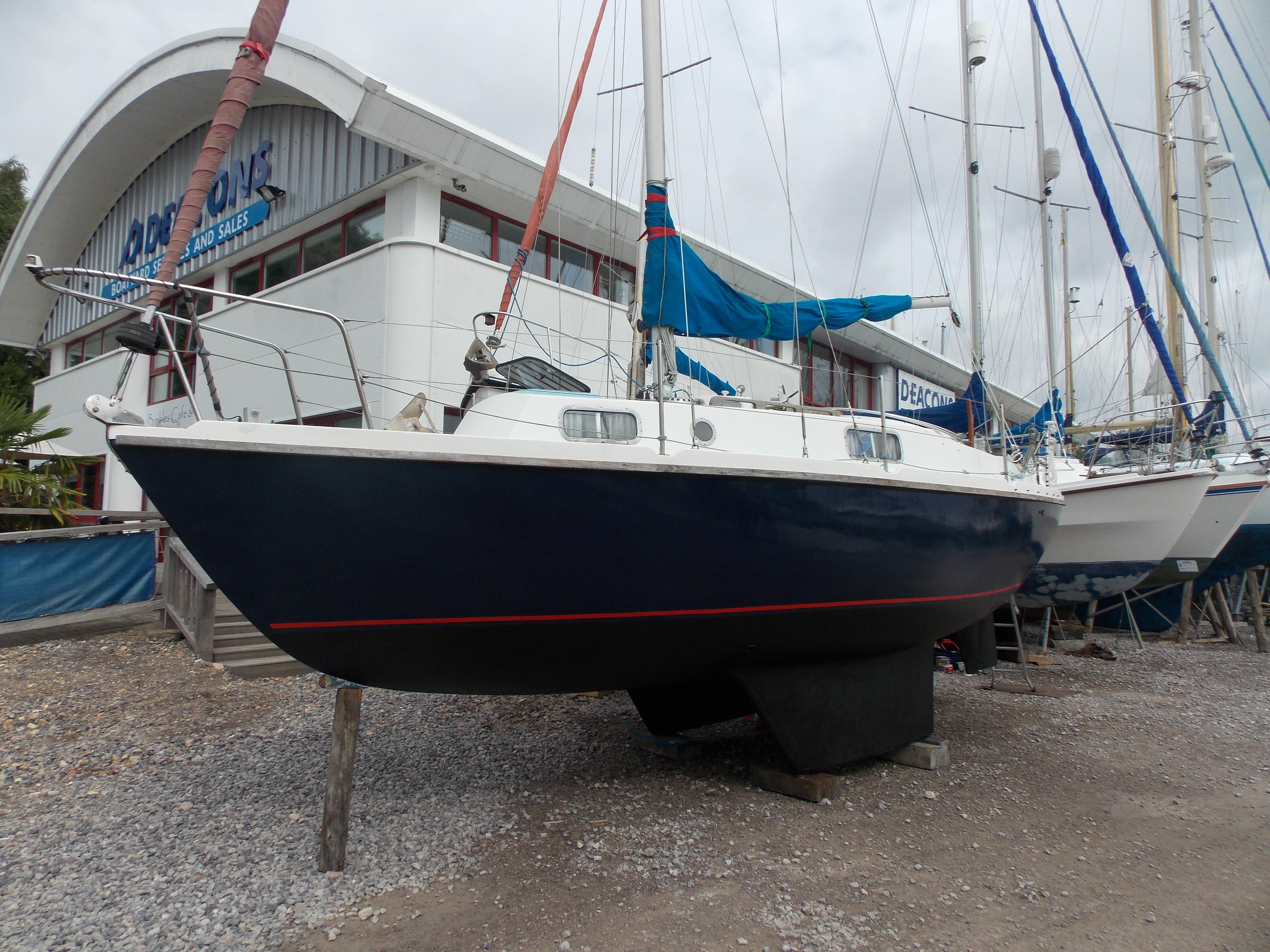 Colvic 26 sailor, South Coast, Hampshire