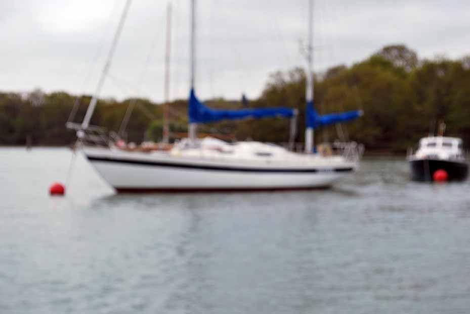Biscay 36, Isle of Wight