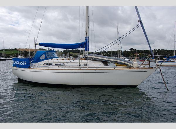 Image result for carter 30 sailboat
