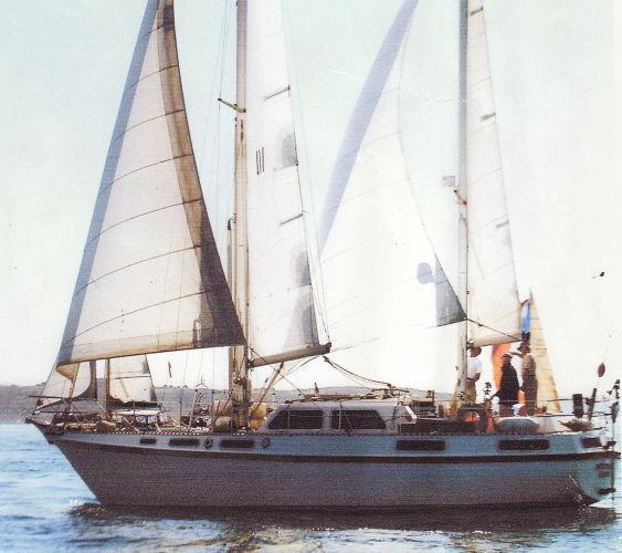 Colvic Victor 40 Ketch, Channel Islands