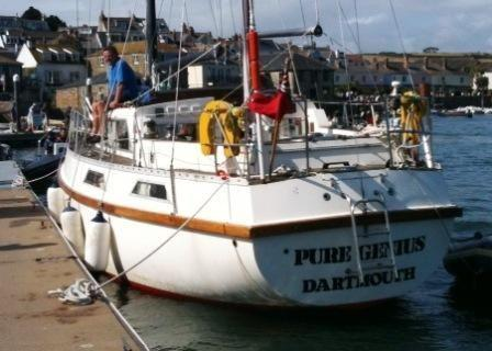 Colvic Victor 40, Plymouth