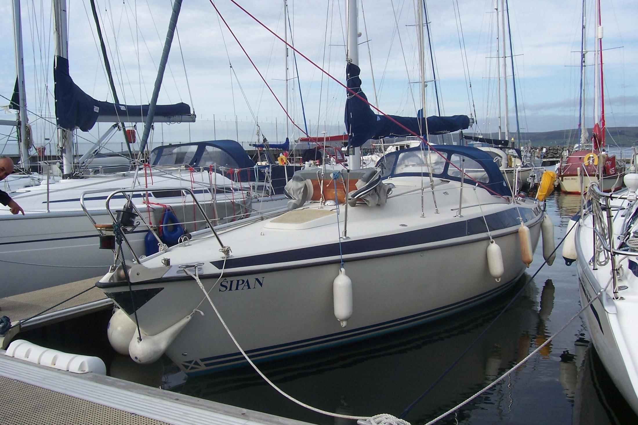 Maxi 84, Clyde Marina, Ardrossan, North Ayrshire