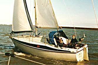 Maxi 84, Woodbridge, Suffolk