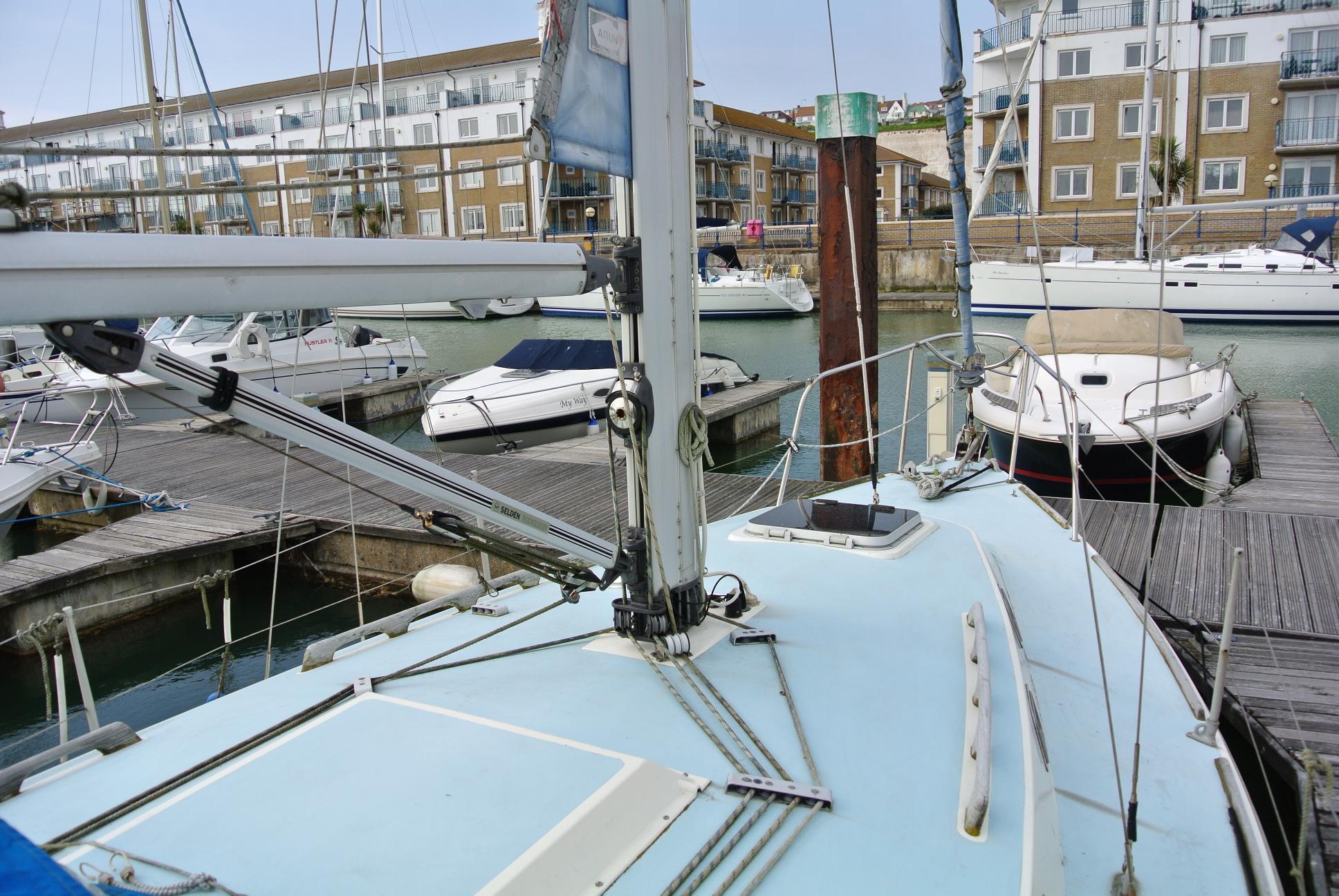 Westerly Konsort 29, Brighton Marina, East Sussex