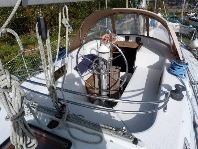 Northwind Mistral 36, Newhaven, East Sussex