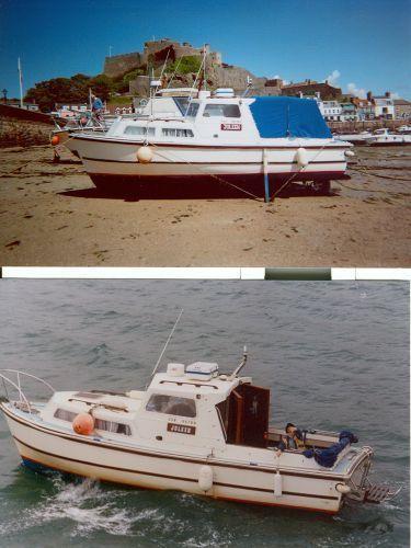 Channel Island 22 , Channel Islands