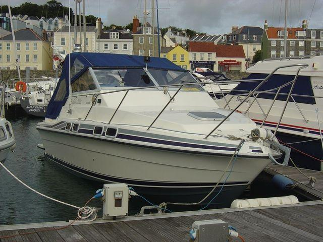 Fairline Sunfury 26, Guernsey