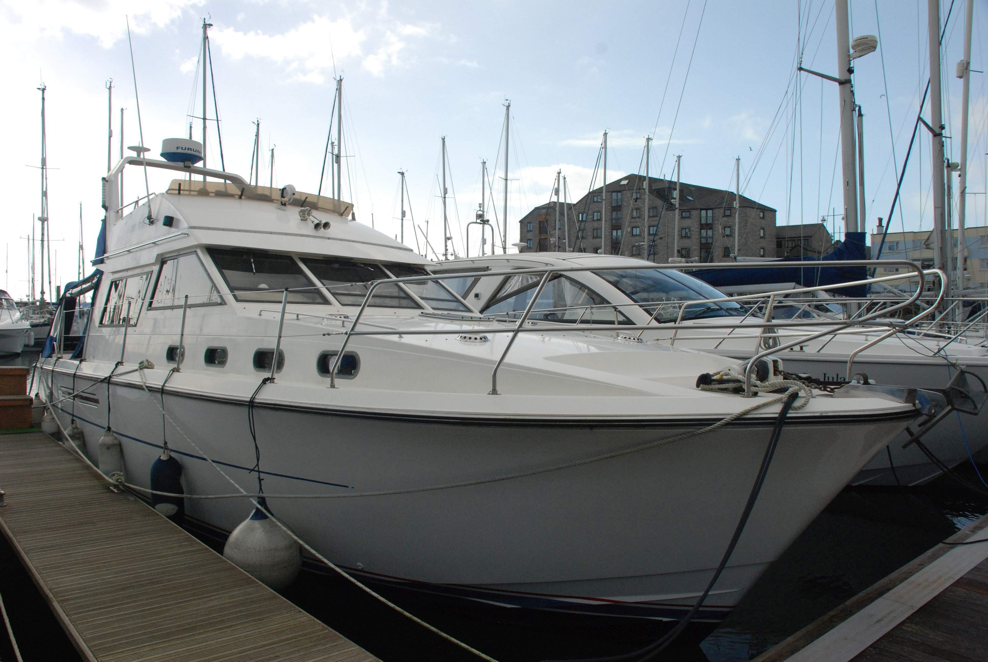 Princess 385, Plymouth, Devon