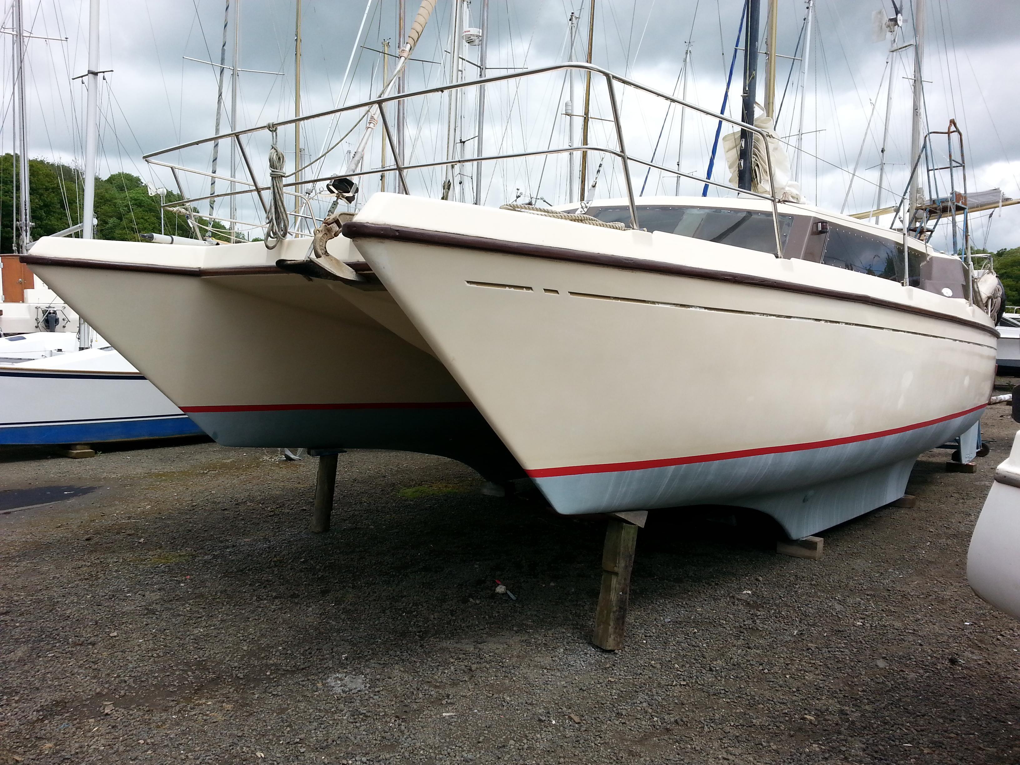 Prout Catamarans Quest 33 CS