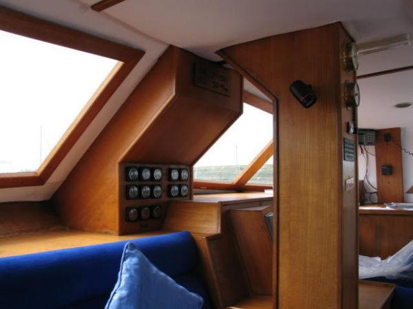 Prout Quasar 50 catamaran, Wicormarine