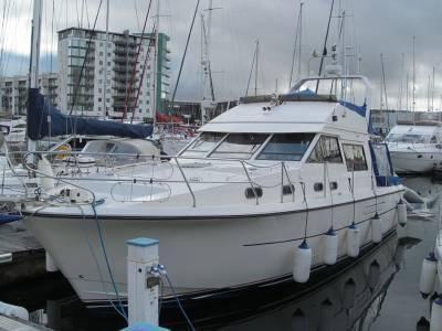 Princess 385, Plymouth