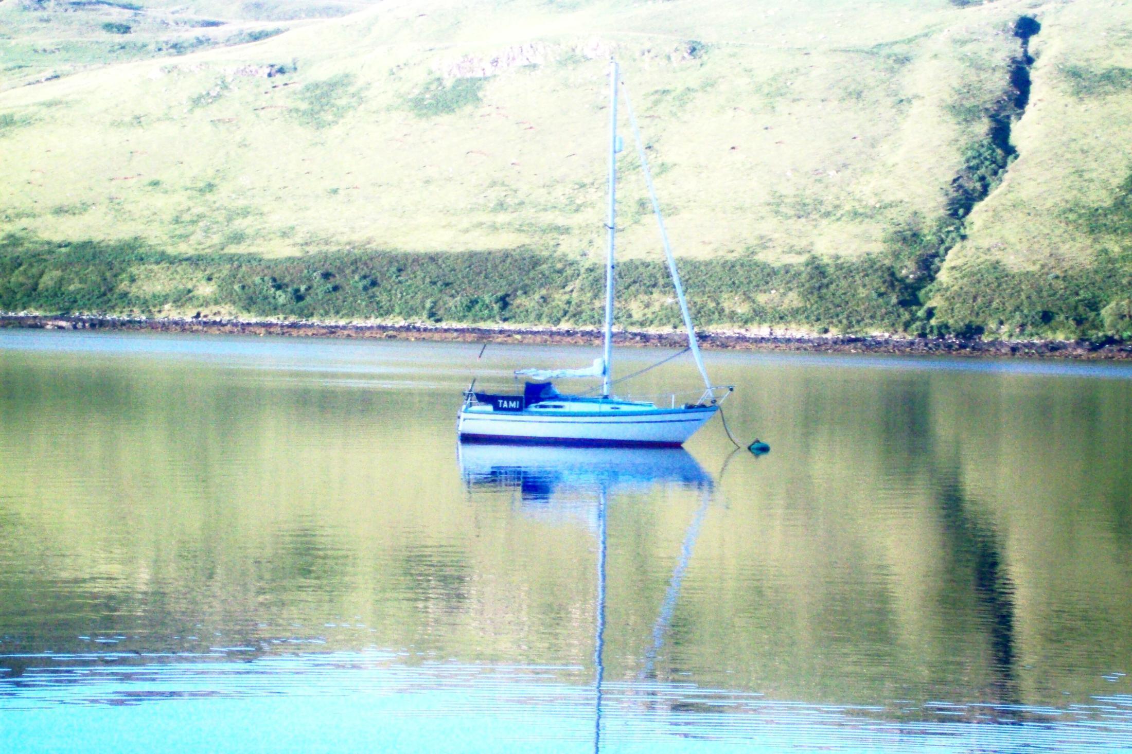 Sadler 29, Loch Feochan