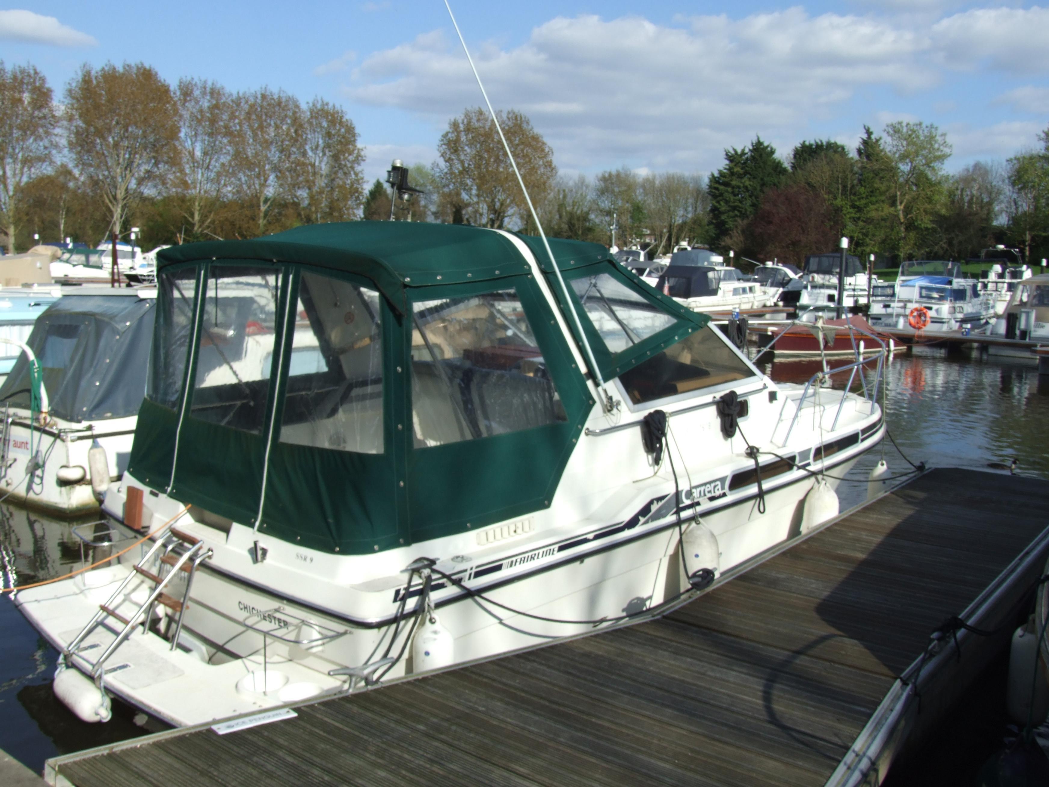 Fairline Boats PLC Carrera 24, S/O, Shepperton Marina