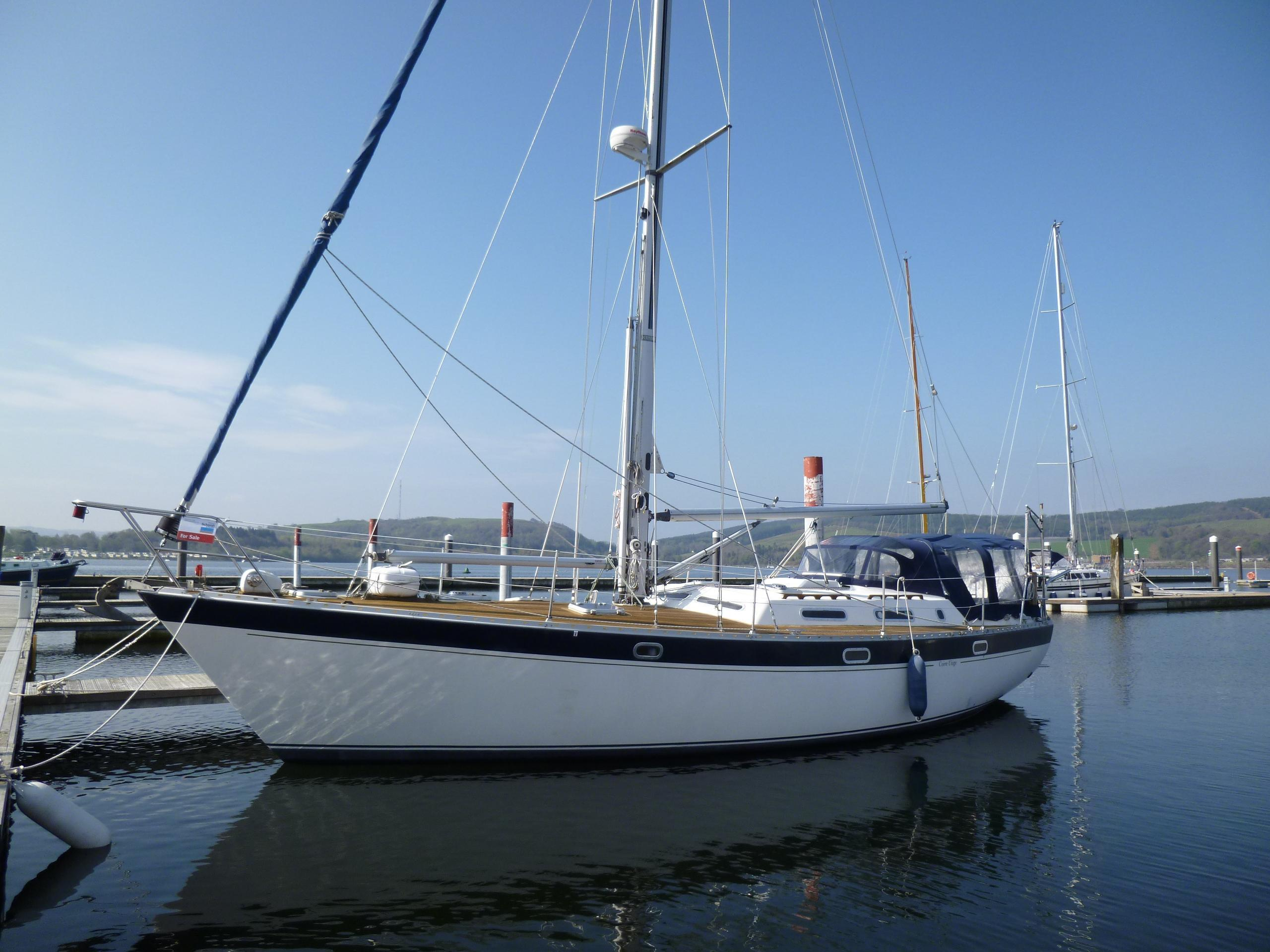 Trident WARRIOR 40, Rhu Marina, Argyll & Bute