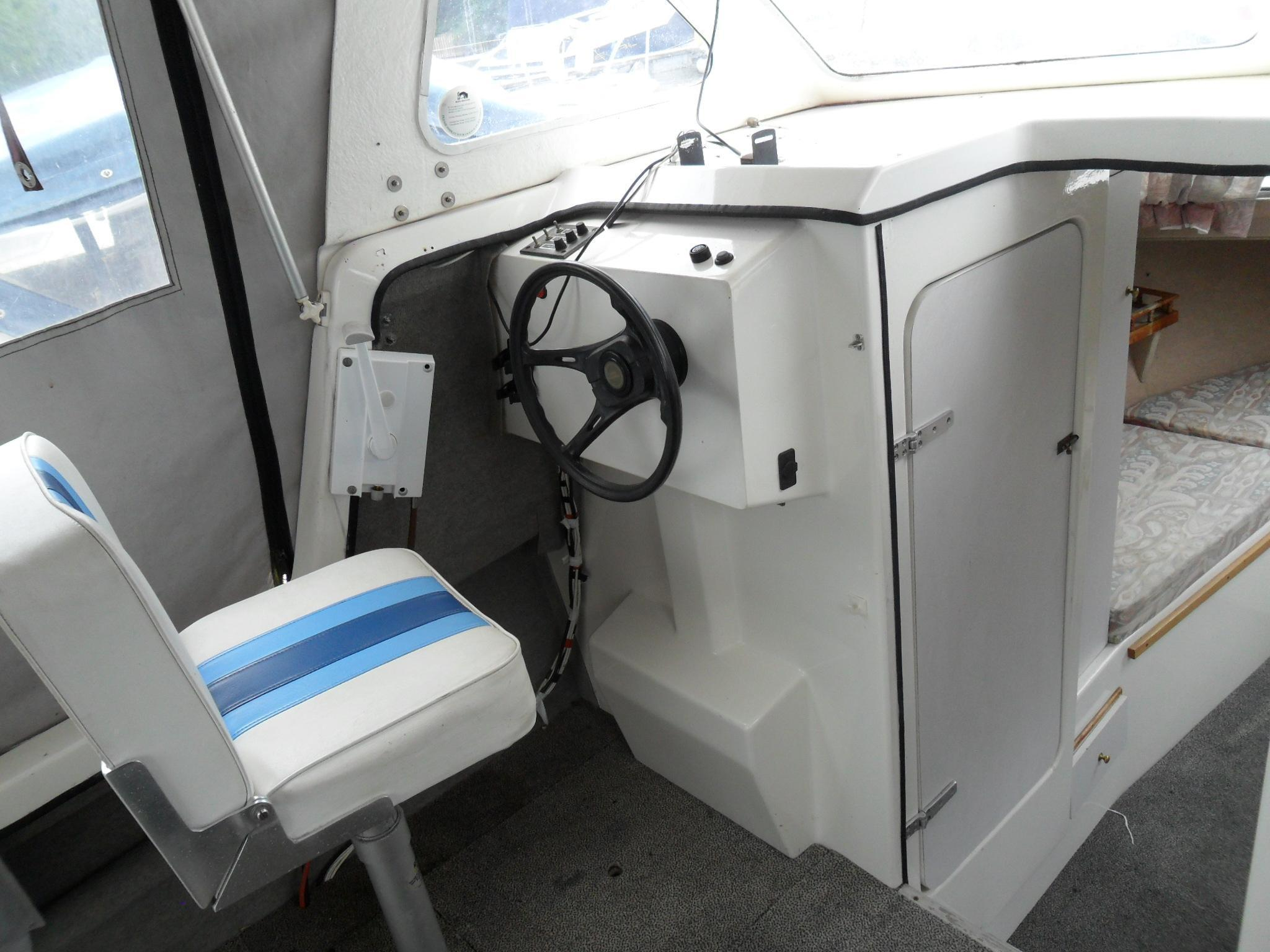 GRP cruiser , Stourport on severn, Worcestershire