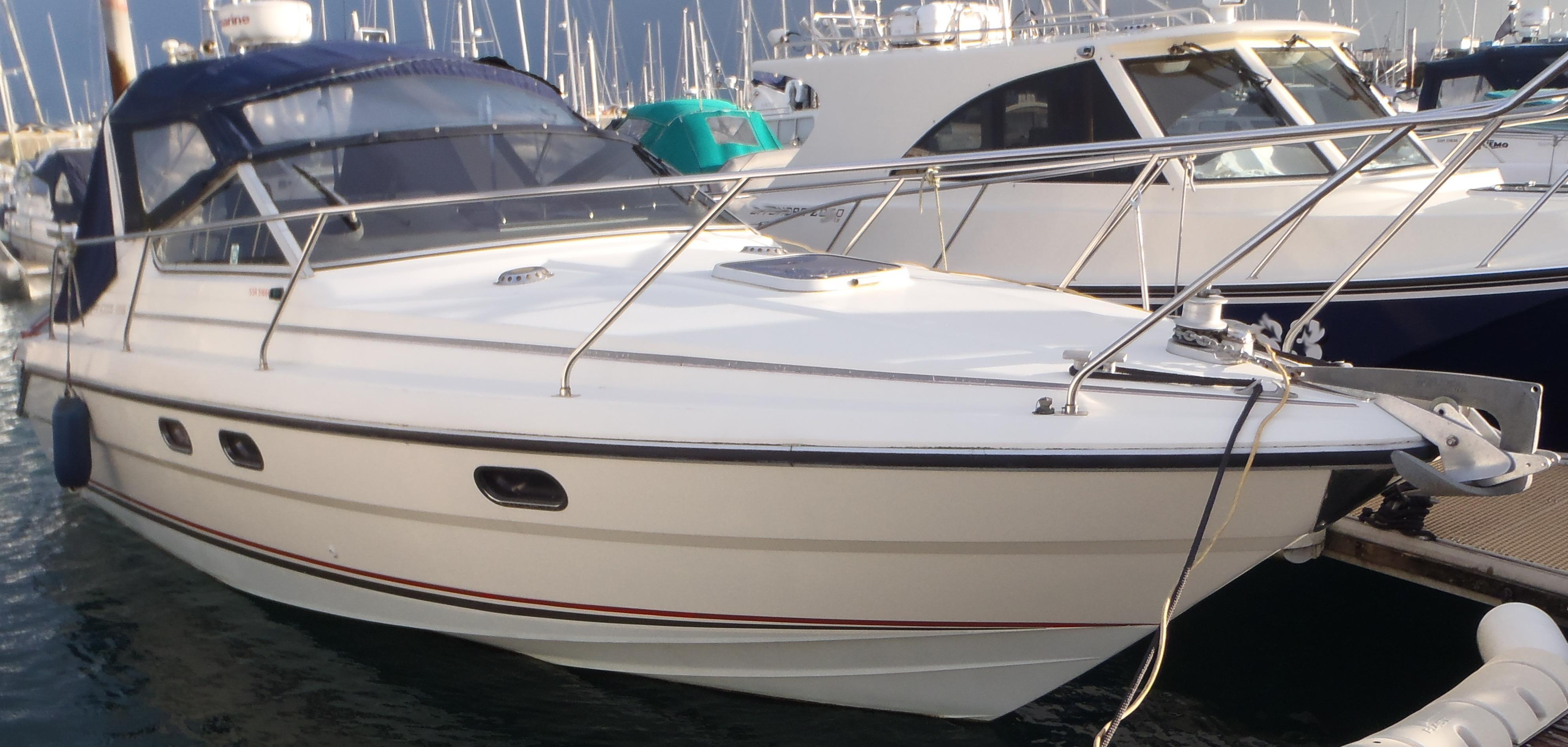 Princess 266 Riviera, Channel Islands
