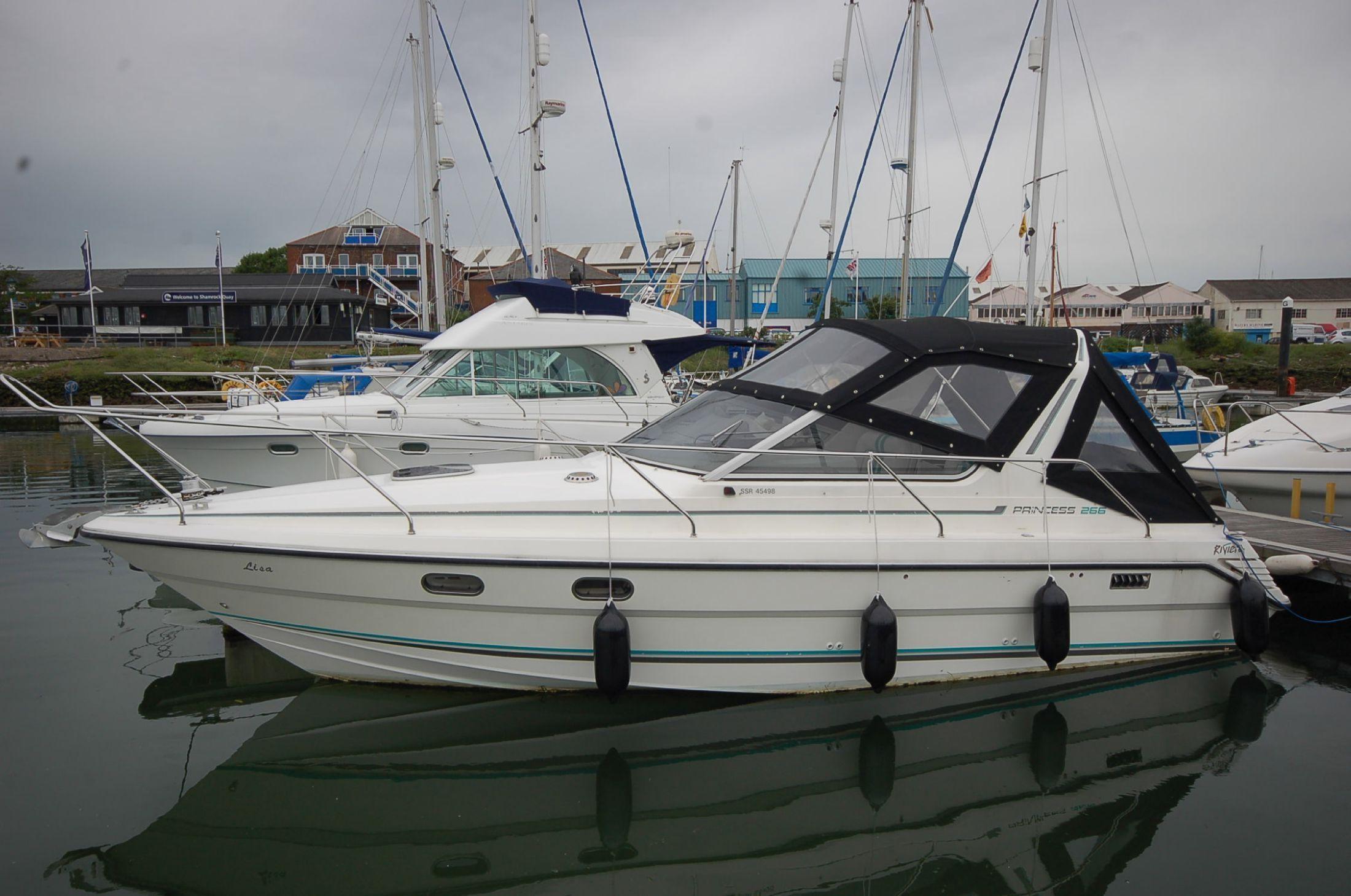 Princess 266 Riviera, Southampton