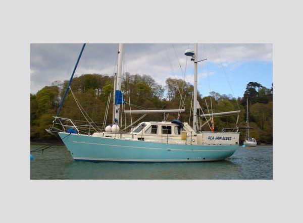 Cromarty 36, Dartmouth, Devon UK